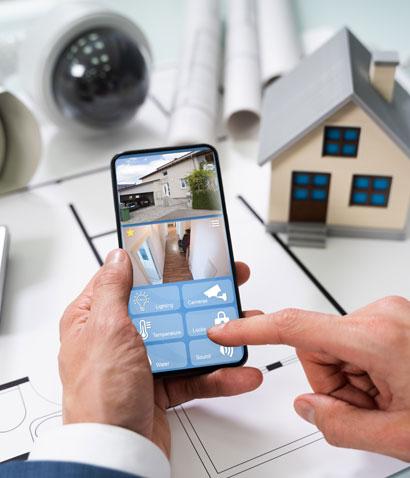 Installer une alarme maison connectée